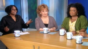 "VIDEO: The View discusses the exploits aired on this season of ""ersey Shore."
