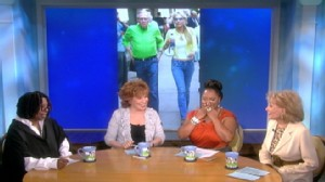 VIDEO: The View talks about Larry Kings d