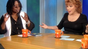 VIDEO: The View talks about David Lettermans scandal.