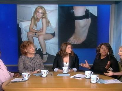 VIDEO: The Viw talk about Lindsay Lohans legal troubles.