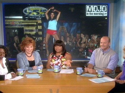 VIDEO: The View talks about Miss USA Rima Fakihs pole dancing photos.