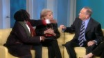 VIDEO: Whoopi Goldberg and Joy Behar walk off The View set over Bill O'Reilly's comments about Muslims.