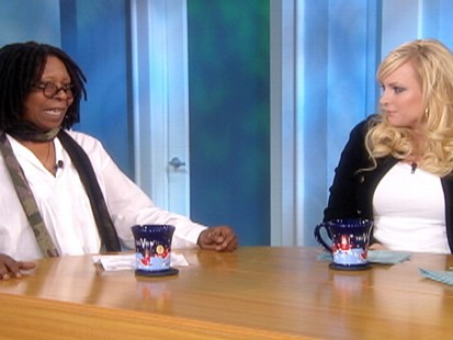 VIDEO: Meghan McCain says the tea party movement is filled with innate racism.
