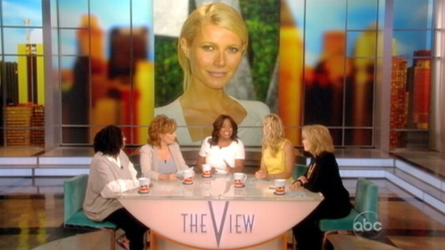 VIDEO: Whoopi Goldbergs Take on Gwyneth Paltrows N-Word Tweet