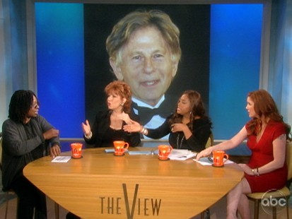 VIDEO: The View talks about Roman Polanskis 1977 crime.