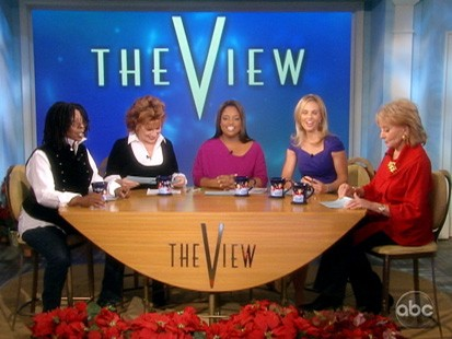 VIDEO: The View talks about Rihannas photos in GQ Magazine.