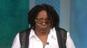 VIDEO: Whoopi Goldberg explains how she treated Real Housewives star Michaele Salahi.