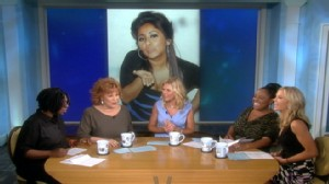 VIDEO: The View discusses the popularity of Snooki.