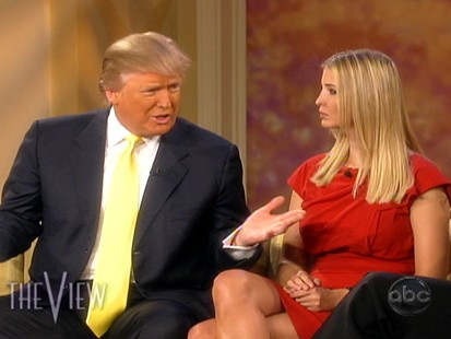 VIDEO: Donald Trump talks about Miss California.