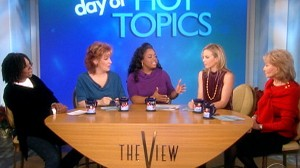 VIDEO: The View talks about Tiger Woods extramarital affairs.