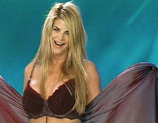 Kirstie Alley Bikini
