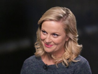 Amy Poehler Reaches Out to Teen Girls