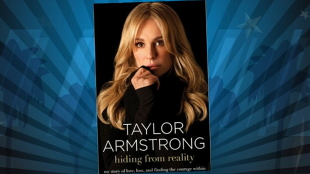 """VIDEO: The """"Real Housewife"""" writes about domestic abuse in """"Hiding From Reality."""""""