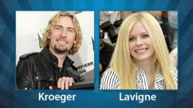 VIDEO: Avril Levine Engaged to Nickleback Front Man Chad Kroeger
