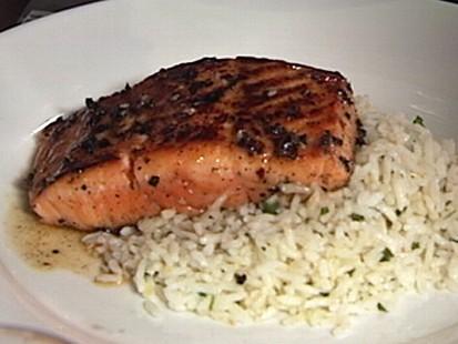 Salmon in Bengali Mustard Sauce | Recipe - ABC News