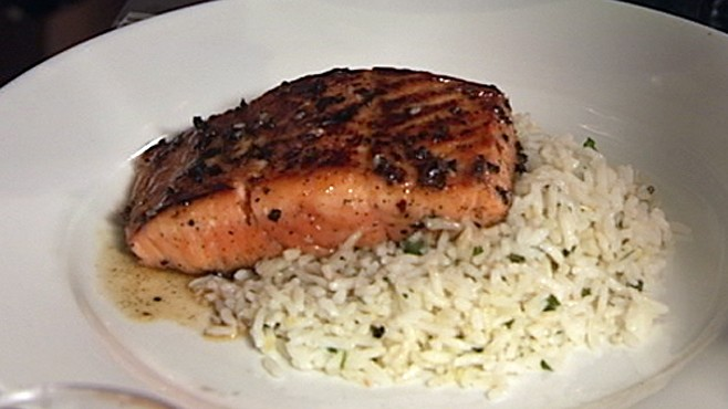 mustard sauce recipes dishmaps salmon in a bengali mustard sauce ...