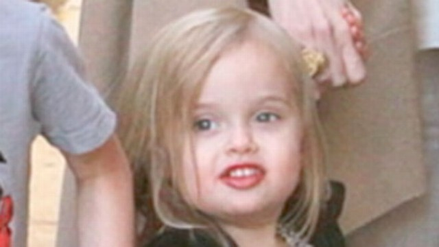 VIDEO: Vivienne Jolie-Pitt, Brad and Angelinas Daughter, Lands Film Role
