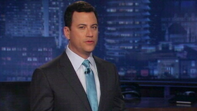 VIDEO: Jimmy Kimmel Engaged to Girlfriend, Molly McNearney