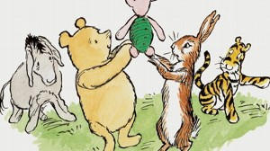 "VIDEO: Lauri Hornik, from Dutton Childrens Books on ""Return to the Hundred Acre Wood."""