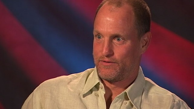 VIDEO:  Woody Harrelson talks about going from a small film to a major release.