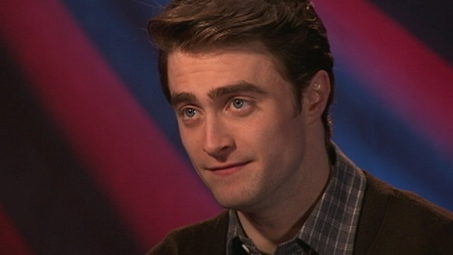 VIDEO: Daniel Radcliffe Talks About Harry Potter
