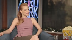 VIDEO: Actress discussses playing the CIA agent who fueled decade-long hunt for infamous terrorist.