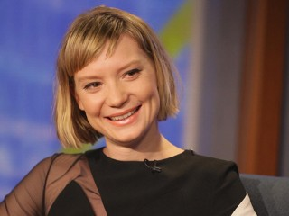 Watch: Mia Wasikowska on Her New Film 'Stoker'