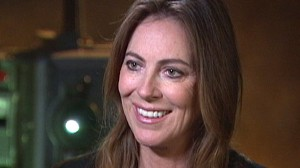VIDEO: Director Kathyn Bigelows Iraq movie and on being a woman in an action field.