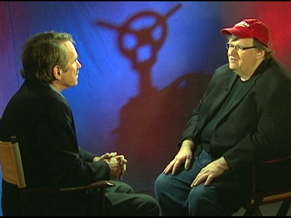 VIDEO: Michael Moore on Capitalism: A Love Story
