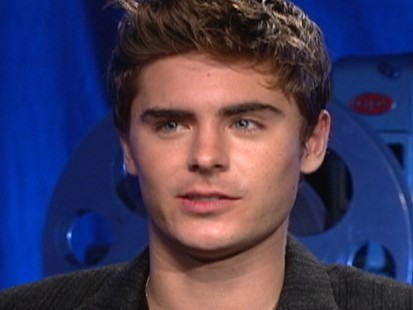 VIDEO: Zac Efron addresses Bond rumors