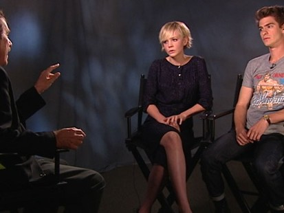 VIDEO: Carey Mulligan and Andrew Garfield discuss their new movie.