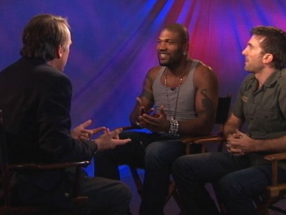 """VIDEO: """"A-Team"""" actors sing the theme song."""