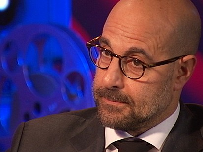 VIDEO: Stanley Tucci on Working With FBI Profiler