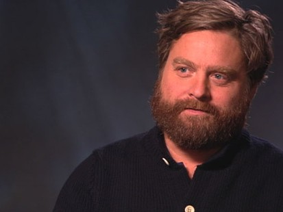 "VIDEO: Who does the comedian want to have ""Between Two Ferns?"""