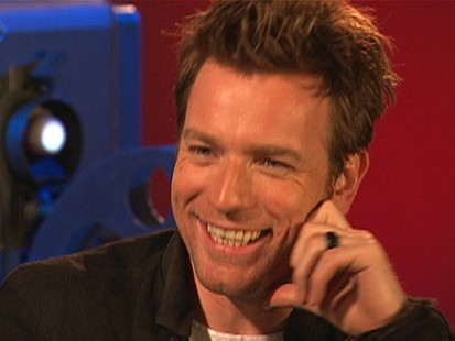 VIDEO: Ewan McGregor on Angels and Demons, Danny Boyle and Obi Wan Kenobi.
