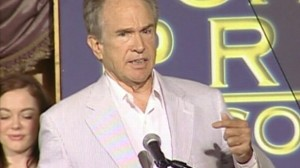 VIDEO: A new book claims that Warren Beatty slept with almost 13,000 women.