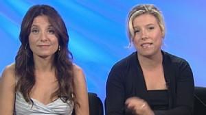 VIDEO: Katherine Kallinis and Sophie LaMontagne run a cupcake shop in Washington, D.C.