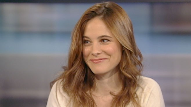off the map with caroline dhavernas video   abc news
