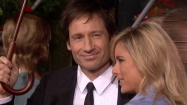 "VIDEO: ""Californication"" star has separated from his wife after 14 years."