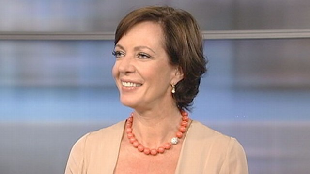 "VIDEO: Former ""West Wing"" actress talks about her current roles and opportunities."