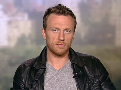 VIDEO: Scottish actor Kevin McKidd plays Dr. Owen Hunt on Greys Anatomy.