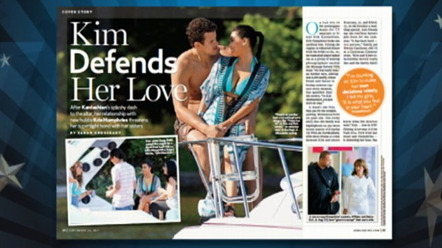 "VIDEO: ""US Weekly"" discusses the relationship between Kris Humphries and Kardashians."