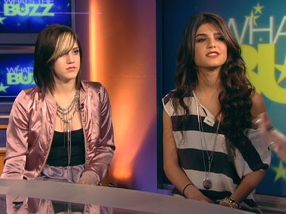 VIDEO: Shelby Cobra and Katie Cecil talk about their all-girl bands first album.