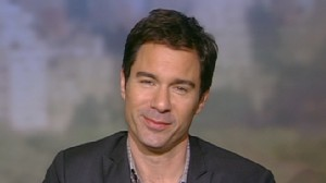 "VIDEO: ""Will and Graces"" Eric McCormack and Joe Mazello from HBOs ""The Pacific."""