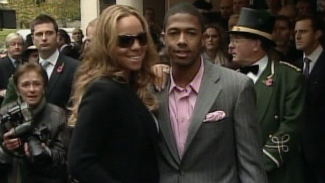 VIDEO: Mariah Carey and Nick Cannons twins are named Moroccan Scott and Monroe.
