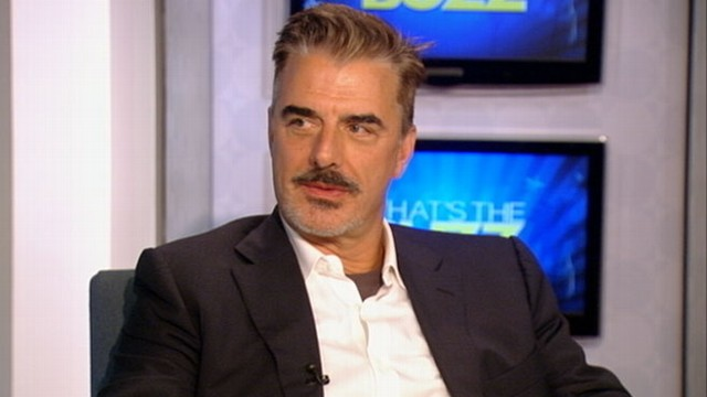 chris noth wedding pictures
