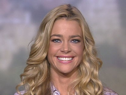 VIDEO: Denise Richards explains why she went public about her implants.