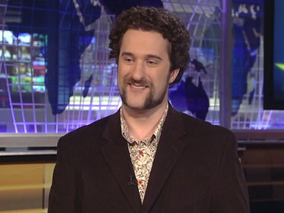 "VIDEO: Actor Dustin Diamond on what went on behind the scenes of ""Saved by the Bell."""