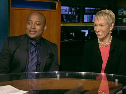 "VIDEO: Barbara Corcoran and Daymond From ABCs ""Shark Tank"""