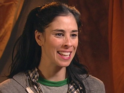 VIDEO: Comedian Sarah Silverman and Internet icon Cindy Margolis.